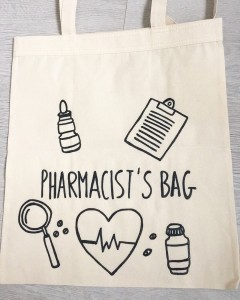 pharmacist/s bag