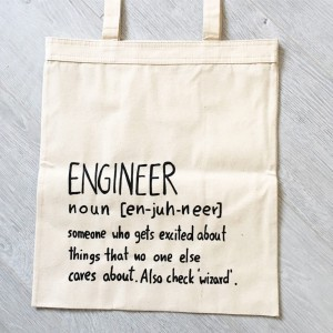 ENGINEER noun
