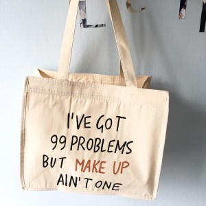 I've got 99 problems - make up