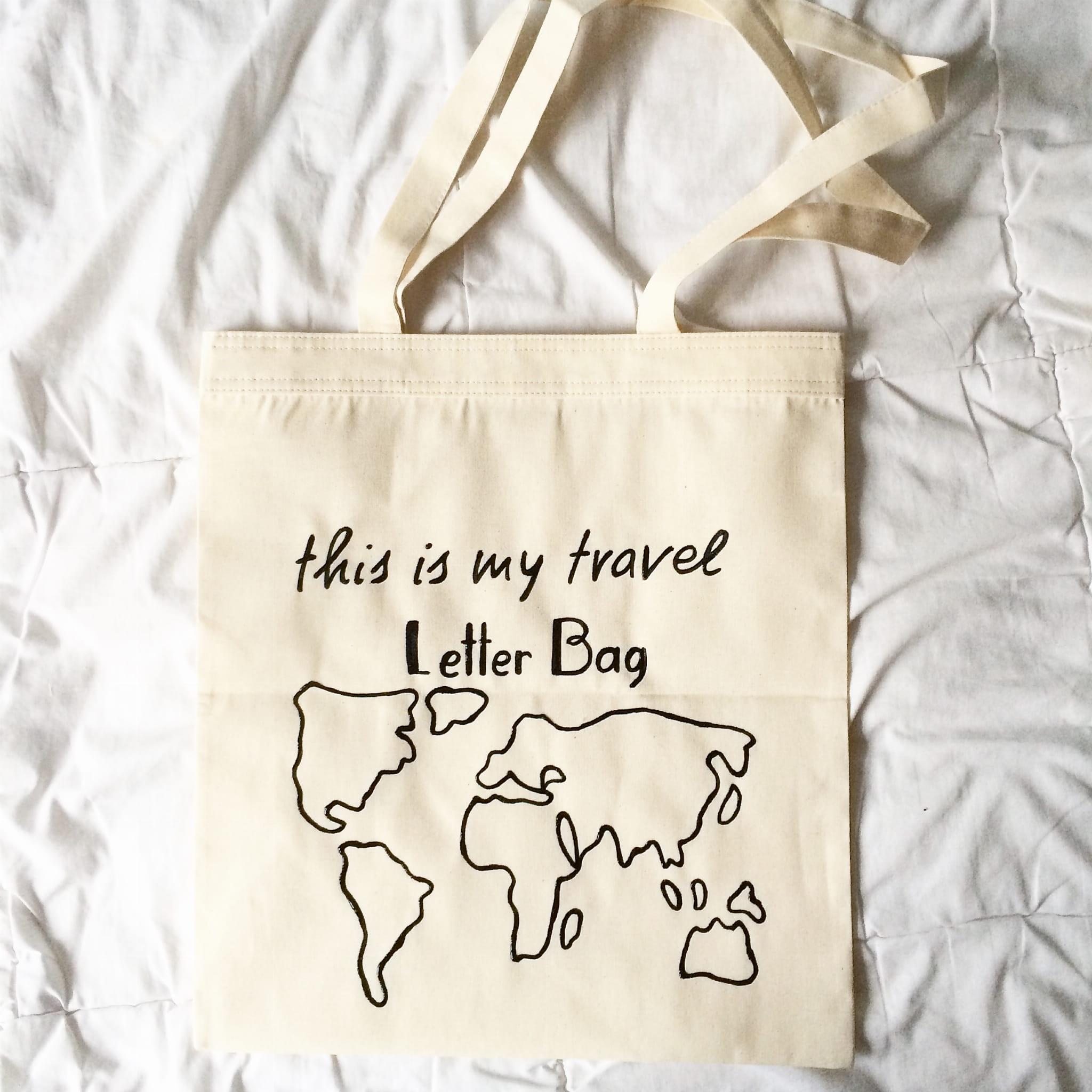 0016eba409a4 Letter Bag